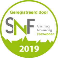 Dutch Flex Group is SNF geregistreerd